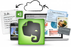 Evernote clip para ipad en safari